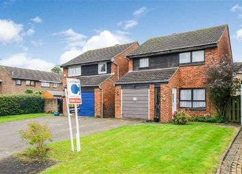 Thumbnail 3 bedroom detached house for sale in Medeswell, Furzton, Milton Keynes