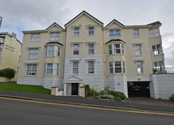 Thumbnail 1 bed flat for sale in Belgravia Road, Onchan