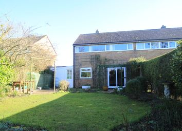 Thumbnail 3 bedroom semi-detached house for sale in Westley, Bury St Edmunds, Suffolk