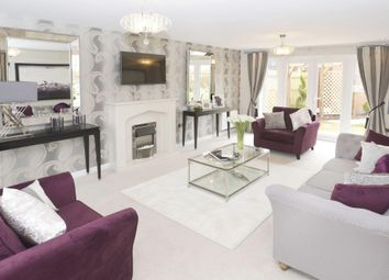 "Thumbnail 5 bed detached house for sale in ""Henley"" at Hassall Road, Alsager, Stoke-On-Trent"