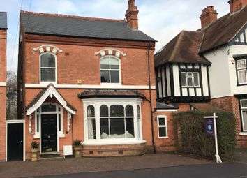 Thumbnail 5 bed detached house for sale in Highbridge Road, Sutton Coldfield, West Midlands