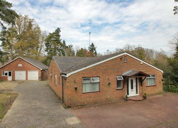Thumbnail 5 bedroom detached bungalow for sale in Copthorne Road, Copthorne, West Sussex