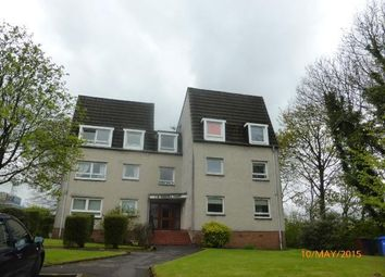 Thumbnail 1 bedroom flat to rent in Robshill Court, Newton Mearns, Glasgow