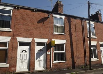 Thumbnail 2 bed semi-detached house to rent in Handby Street, Hasland, Chesterfield