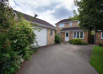 Thumbnail 4 bedroom detached house for sale in Sedgefield Gardens, Downend