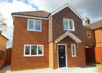 Thumbnail 4 bed detached house for sale in Loop Road, Woking