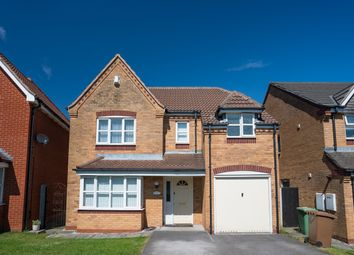 Thumbnail 4 bed detached house for sale in Senator Road, Thatto Heath, St. Helens