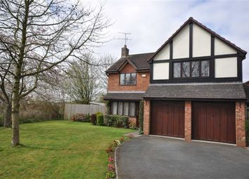 Thumbnail 4 bed detached house to rent in Wesley Drive, Stone