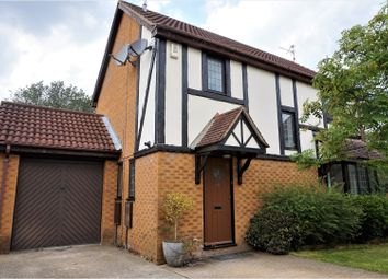 Thumbnail 4 bedroom detached house for sale in Martinsbridge, Parnwell, Peterborough