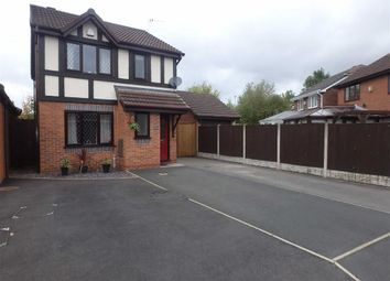 Thumbnail 3 bed detached house for sale in Tenbury Close, Great Sankey, Warrington, Cheshire
