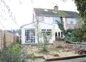 Thumbnail 4 bed semi-detached house for sale in Lawn Avenue, Peterborough, Cambridgeshire