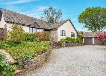 Thumbnail 4 bed bungalow for sale in Christow, Exeter, Devon