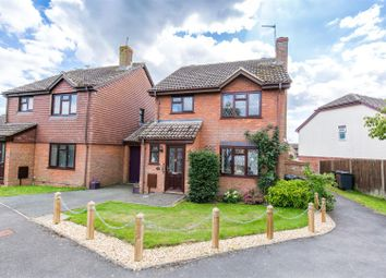 Thumbnail 3 bed detached house for sale in Markland Way, Uckfield