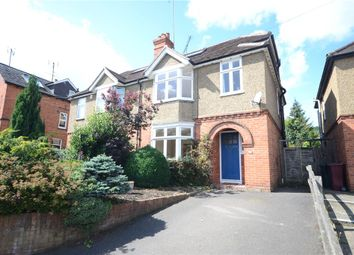 Thumbnail 4 bed semi-detached house for sale in Hemdean Road, Caversham, Reading