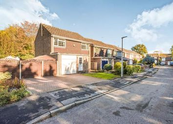 Thumbnail 4 bed detached house for sale in Thornbury Close, Stevenage, Hertfordshire, England