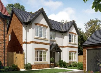 "Thumbnail 4 bed detached house for sale in ""The Tetbury"" at Wingfield Road, Alfreton"
