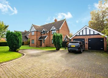 Thumbnail 5 bed detached house for sale in Eyebrook Road, Bowdon, Altrincham, Cheshire