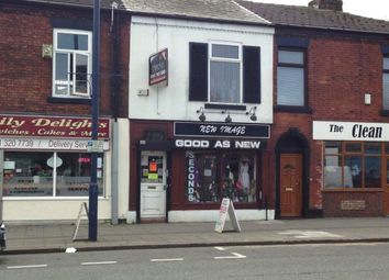 Thumbnail Commercial property for sale in Denton M34, UK