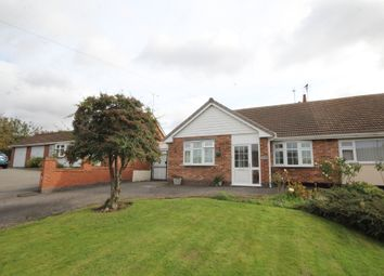 Thumbnail 2 bed semi-detached bungalow for sale in Princethorpe Way, Binley, Coventry