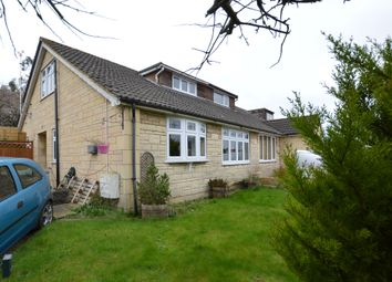 Thumbnail 3 bed semi-detached bungalow for sale in Brookfield Rise, Whitley, Melksham