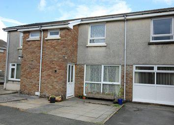 Thumbnail 2 bed terraced house for sale in Myrddin Court, Carmarthen, Carmarthenshire