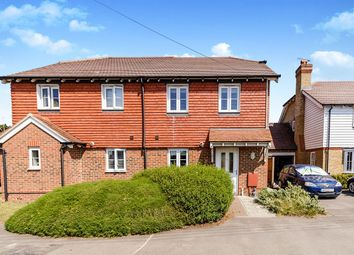 Thumbnail 2 bed semi-detached house for sale in Station Road, Southfleet, Kent
