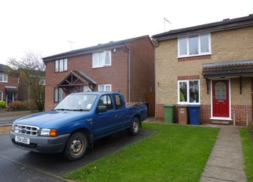 Thumbnail 2 bedroom semi-detached house to rent in Peterhouse Crescent, March