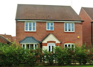 Thumbnail 4 bed detached house for sale in Springbank Drive, Bourne, Lincolnshire