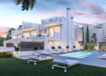 Thumbnail 3 bed town house for sale in Town House Guadalobon, Estepona, Málaga, Andalusia, Spain
