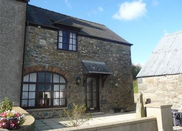 Thumbnail 2 bed semi-detached house to rent in Bristgarn Cottage, Pencaer, Goodwick