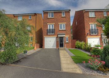 Thumbnail 3 bedroom detached house for sale in Welby Drive, Ushaw Moor, Durham