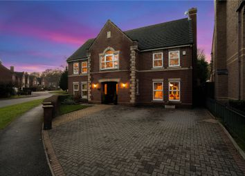 5 bed detached house for sale in Chestnut Drive, Stretton Hall, Oadby, Leicester LE2