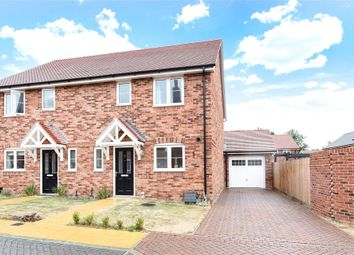 Thumbnail 3 bed semi-detached house for sale in Merril Drive, Winnersh, Wokingham, Berkshire