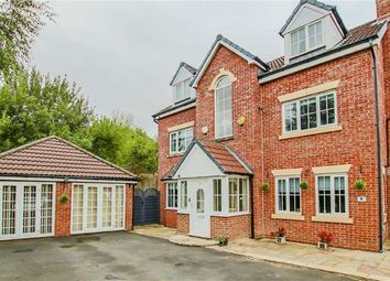 4 bed detached house for sale in Garsdale Close, Bury, Lancashire BL9