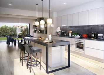 Thumbnail 4 bedroom town house to rent in Royal Wharf, Schooner Close, London