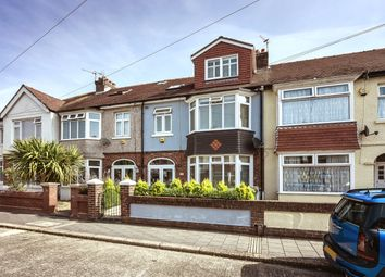 Thumbnail 4 bed terraced house for sale in Elmwood Road, Portsmouth