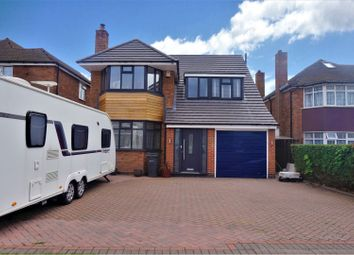 Thumbnail 4 bed detached house for sale in Little Sutton Road, Sutton Coldfield