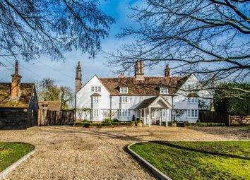 Thumbnail 6 bed detached house for sale in Brickendon Lane, Hertford, Hertfordshire