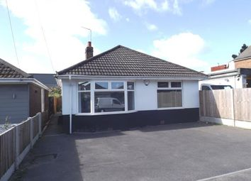 Thumbnail 2 bed bungalow for sale in St. Georges Avenue, Parkstone, Poole