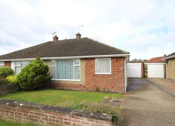 Thumbnail 2 bed bungalow for sale in Wheatley Drive, Bridlington, East Yorkshire
