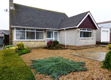 Thumbnail 3 bed detached bungalow for sale in Dunster Drive, Sully, Penarth