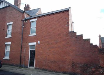 Thumbnail 1 bed end terrace house to rent in Fairles Street, South Shields