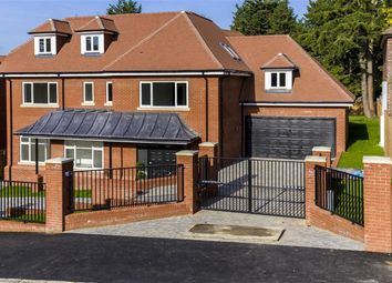 Thumbnail 6 bedroom detached house for sale in Wood Ride, Hadley Wood