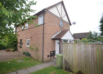 Thumbnail 2 bed semi-detached house for sale in Kempton Gardens, Bletchley, Buckinghamshire