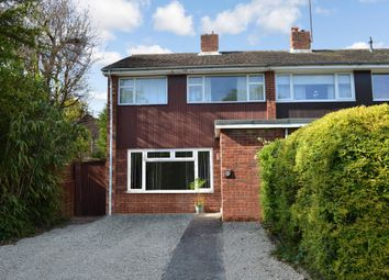 Thumbnail 3 bedroom end terrace house for sale in Monks Lane, Newbury