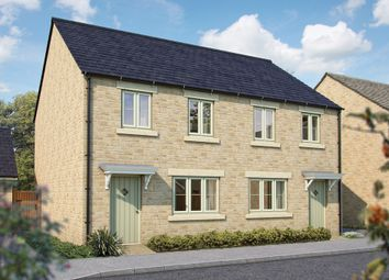 "Thumbnail 3 bed semi-detached house for sale in ""The Magnolia"" at Todenham Road, Moreton-In-Marsh"