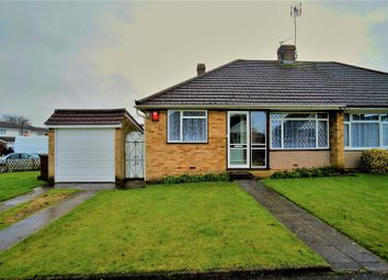 Thumbnail 2 bed semi-detached bungalow for sale in Romsey Close, Rochester, Kent