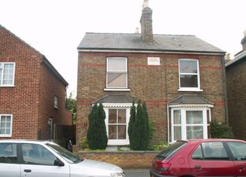 Thumbnail 3 bed cottage for sale in Hythe Road, Staines, Middlesex