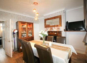 Thumbnail 3 bed terraced house for sale in Bakestone Moor, Whitwell, Worksop