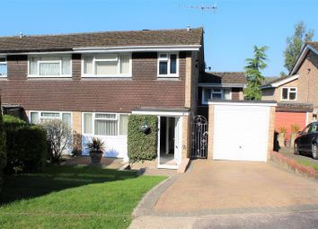 Thumbnail 4 bed semi-detached house for sale in Dean Garden Rise, High Wycombe